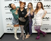 <<enter caption here>> at Music Choice on December 14, 2016 in New York City.