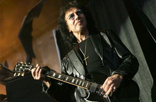 Tony Iommi Guitarrista