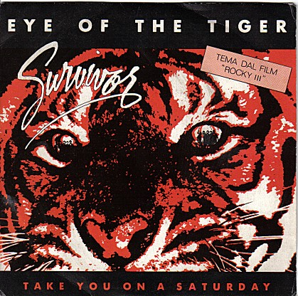 SURVIVOR: The EYE Of The TIGER