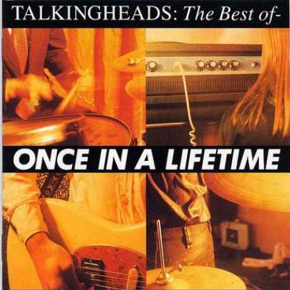 Once in a lifetime – Talking Heads