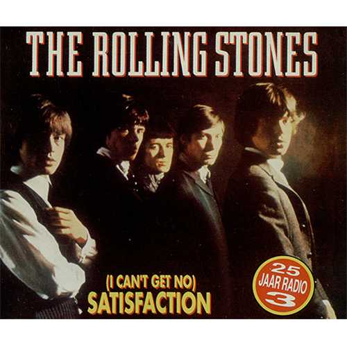 Satisfaction (I Can't Get No) - Rollings Stones