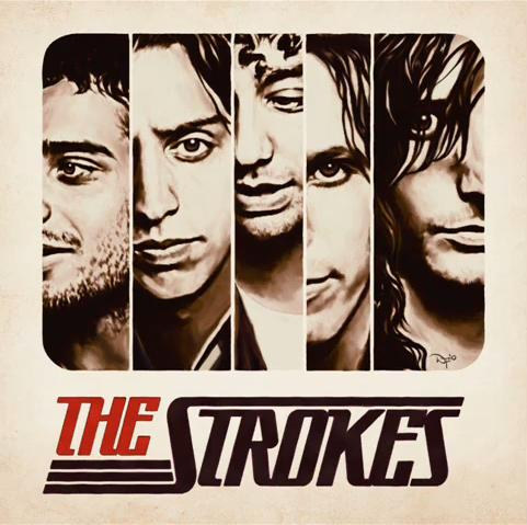 A História Do The Strokes