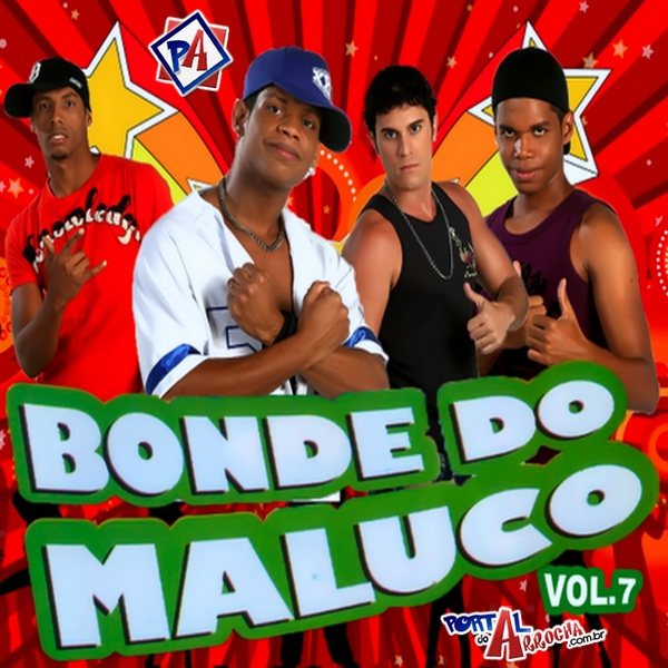 novo cd de bonde do maluco 2013