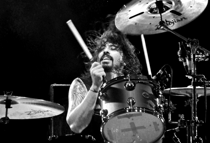 Baterista Profissional Dave Grohl