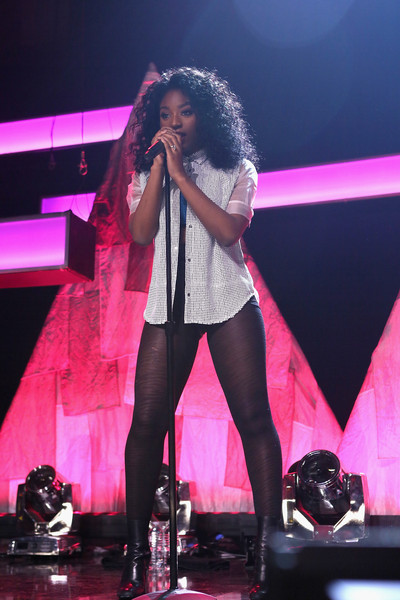 Normani Kordei Hamilton no Fifth Harmony