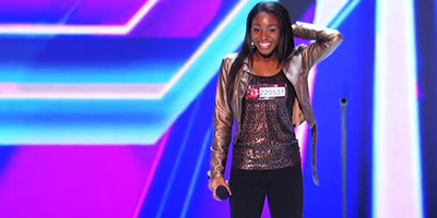 Normani Kordei Hamilton no X Factor