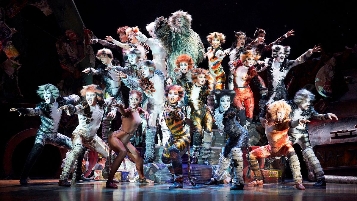 Musical da Broadway Cats