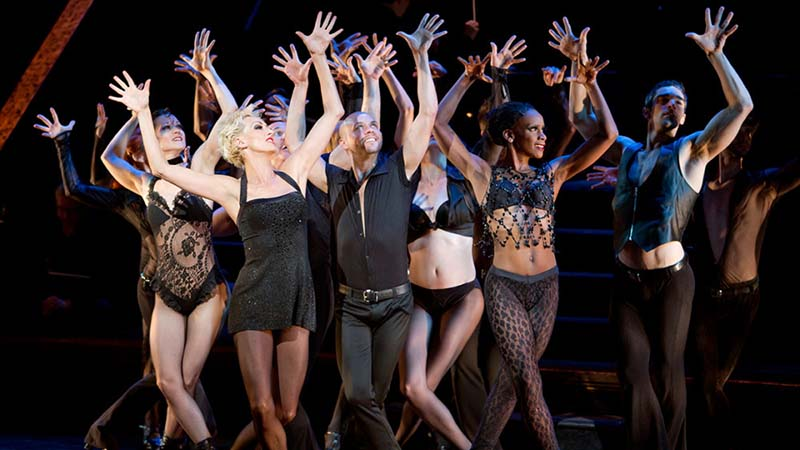 Musical da Broadway Chicago