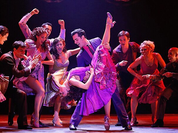 Musical da Broadway West Side Story
